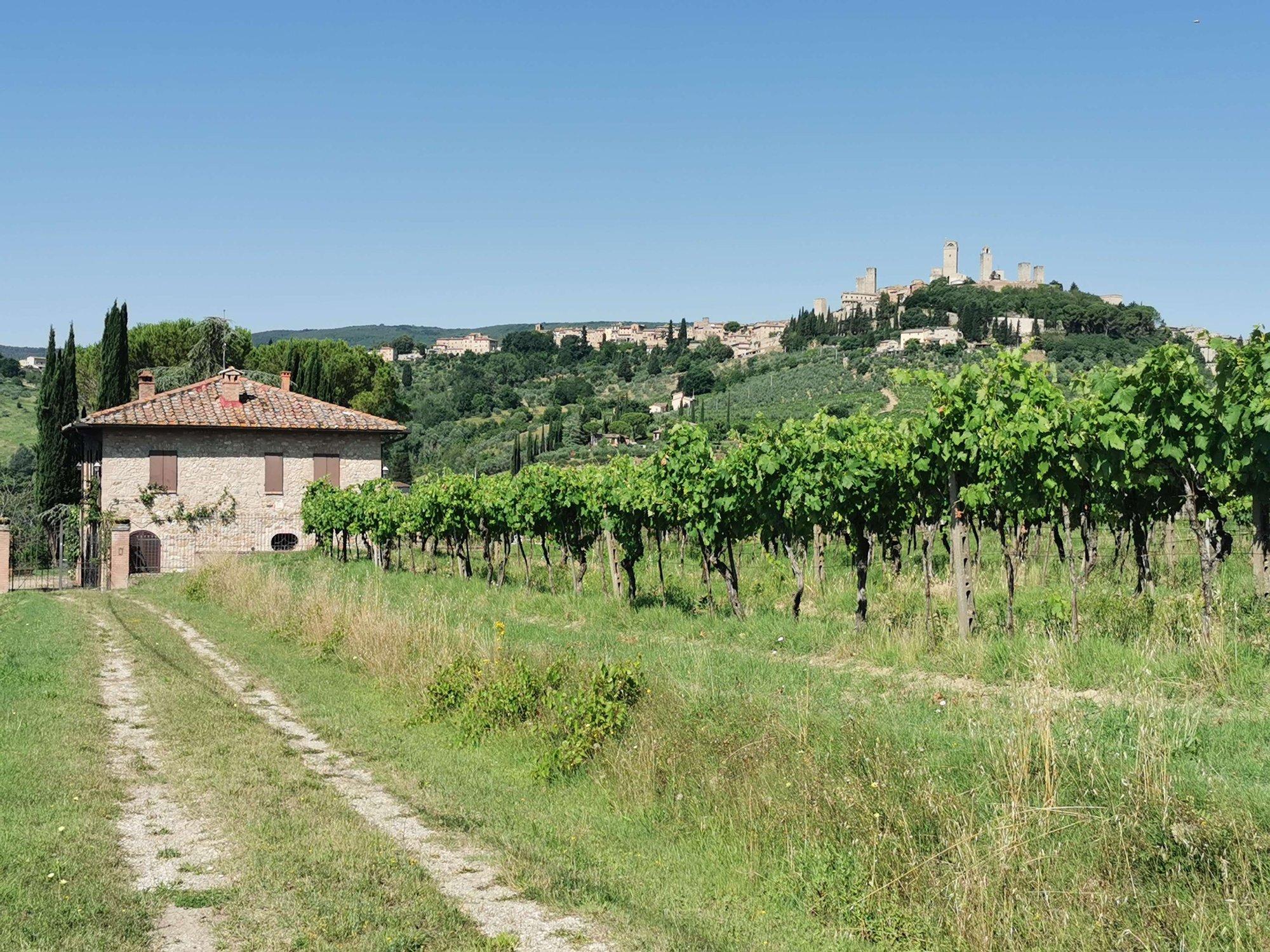 Country House in San Gimignano, Tuscany, Italy 1 - 11028555