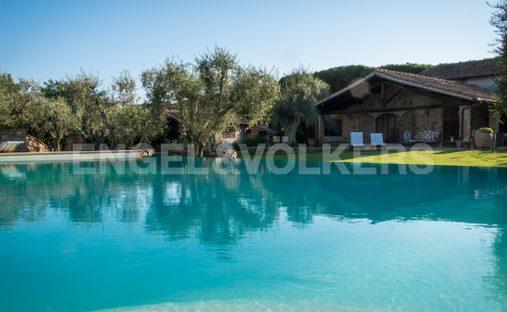 Villa in Capalbio, Toscana, Italy