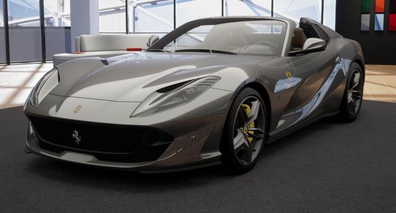 2021 Ferrari 812 GTS in Bologna, Italy for sale (11030483)