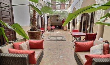 Marrakesh, Marrakesh-Safi, Morocco