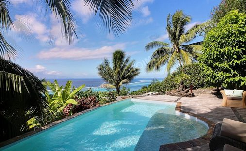 Villa in Te'avaro, French Polynesia