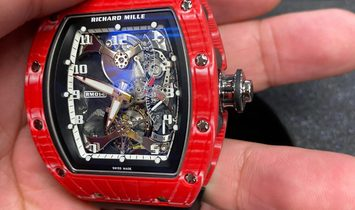 Richard Mille [NEW] RM 014 Red Perini Navy Cup Tourbillon