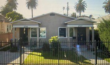 Casa en Los Ángeles, California, Estados Unidos 1
