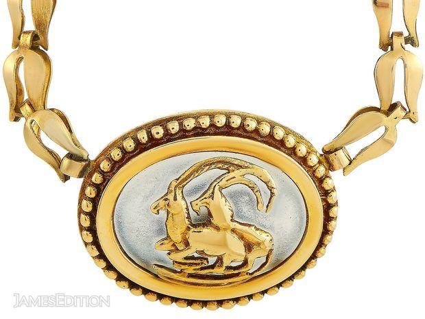 Ilias Lalaounis Ilias Lalaounis 18K Yellow Gold Crystal R... (11024958)