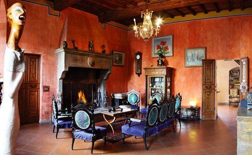 Villa in Gaiole In Chianti, Toscana, Italy