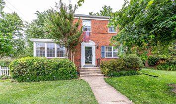 Haus in Arlington County, Virginia, Vereinigte Staaten 1