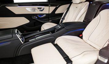 2016 Mercedes-Benz Mercedes-Maybach S 600