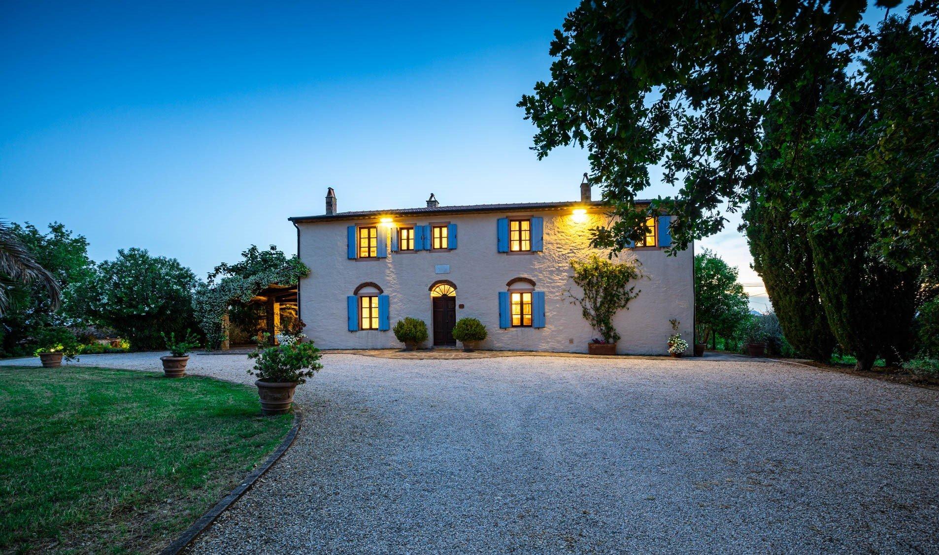 Country House in Massa Marittima, Tuscany, Italy 1