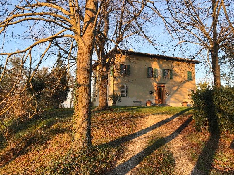 Villa in Fucecchio, Tuscany, Italy 1 - 11032168