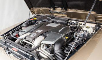2015 Mercedes-Benz G63