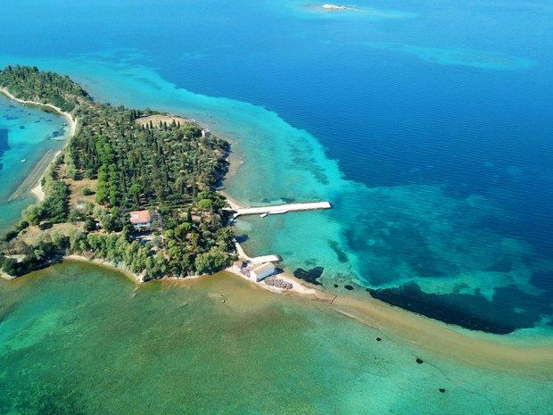 Private Island in Eretria, Greece 1