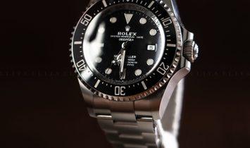 Rolex Sea-Dweller Deepsea 126660-0001 Oystersteel Black Dial