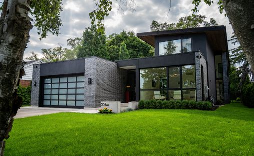 House in Burlington, Ontario, Canada