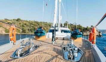 ALL ABOUT U2 - 50m Ada Yacht Works 2019