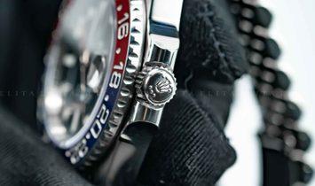 Rolex GMT Master II 126710BLRO-001 Pepsi