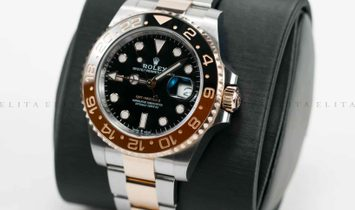 "Rolex GMT-Master II 126711CHNR-0002 ""Root Beer"" Oystersteel and Everose Gold"