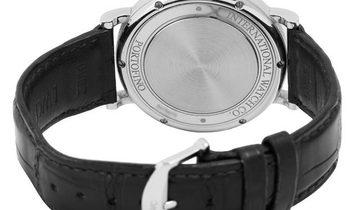 IWC Portofino Automatic IW356501, Baton, 2016, Good, Case material Steel, Bracelet mate