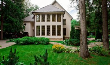 House in Vnukovo, Moscow Oblast, Russia 1