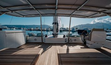 Sunreef 60 Sail