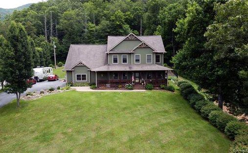 House in Canton, North Carolina, United States