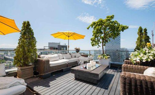 Apartment in Vancouver, British Columbia, Canada