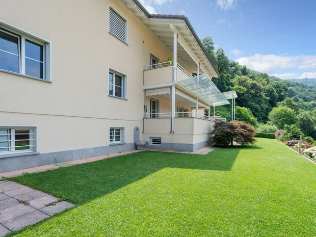 Villa in Grancia, Ticino, Switzerland 1