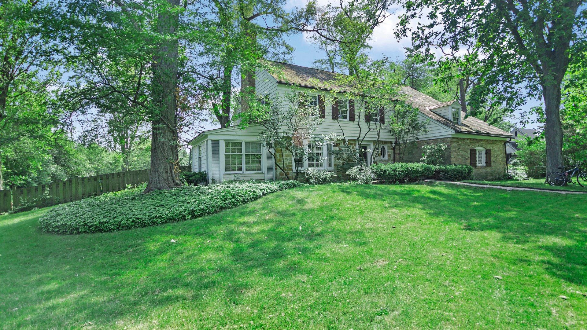 House in Northfield, Illinois, United States 1