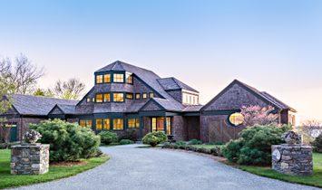 House in Bristol, Rhode Island, United States of America