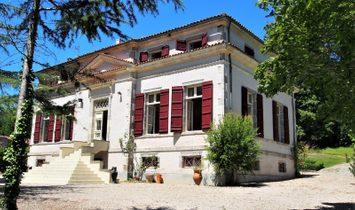 Дом в Бюзе-Сюр-Баиз, Нувель-Акитэн, Франция 1