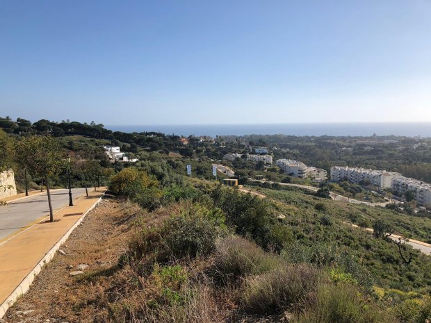 Land in Marbella, Andalusia, Spain 1