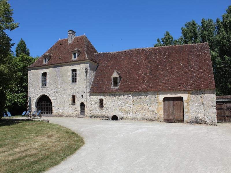 House in Bellême, Normandy, France 1