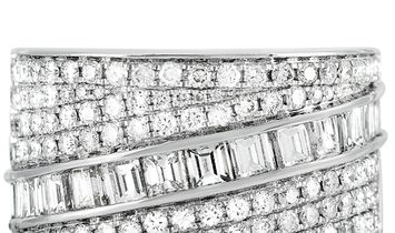 LB Exclusive LB Exclusive 18K White Gold 2.65 ct Diamond Ring