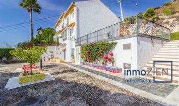 Villa in Benalmádena, Andalusien, Spanien 1