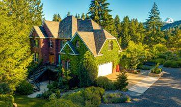 Дом в Худ Ривер, Орегон, Соединенные Штаты Америки 1