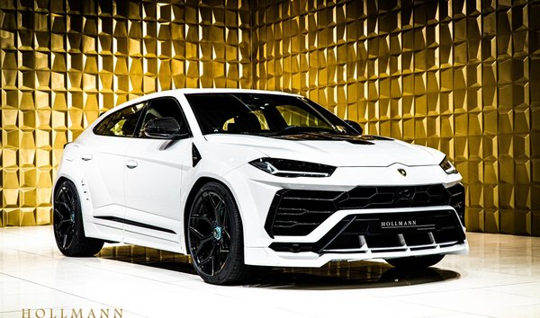 34 Lamborghini Urus For Sale On Jamesedition