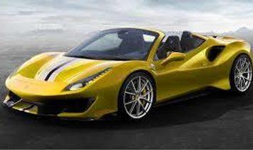 2020 Ferrari Pista Aperta