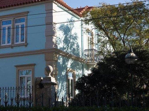 Villa in Parede, Lisbon, Portugal 1