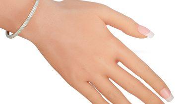 LB Exclusive LB Exclusive 18K White Gold 3.02 ct Diamond Bracelet