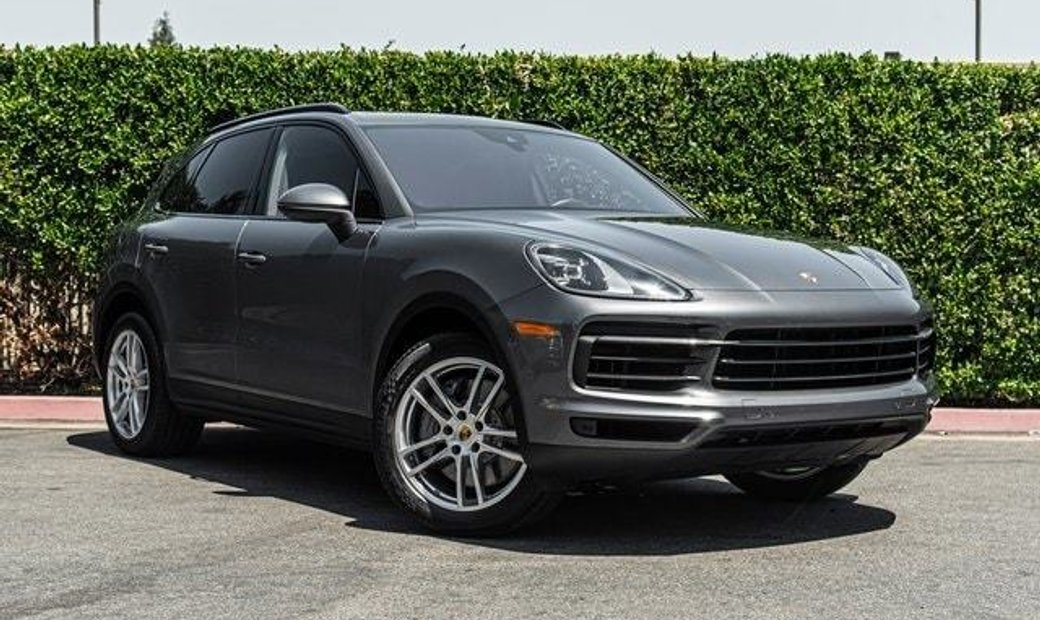 2019 Porsche Cayenne In Fresno Ca United States For Sale 11019464