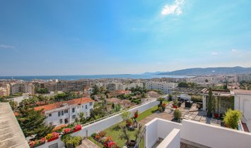 Wohnung in Antibes, Provence-Alpes-Côte d'Azur, Frankreich 1
