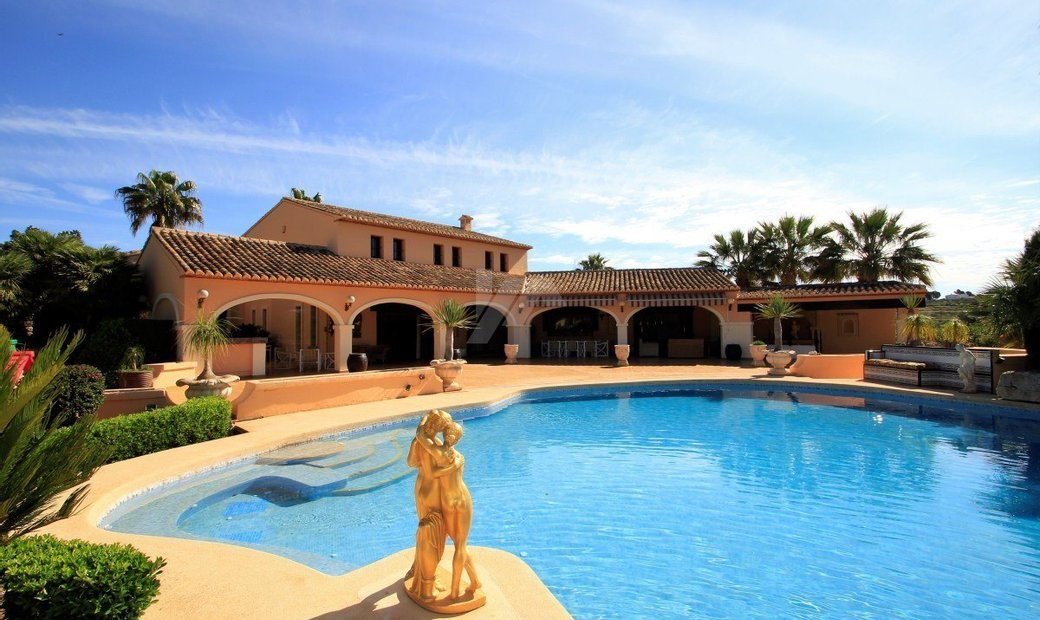 Luxury Finca For Sale In Benissa Costa Blanca In Benissa Spain For Sale 11044301