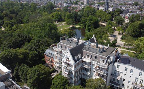 House in Amsterdam-Zuid, Noord-Holland, Netherlands