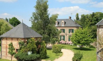 House in L'Aigle, Normandy, France 1