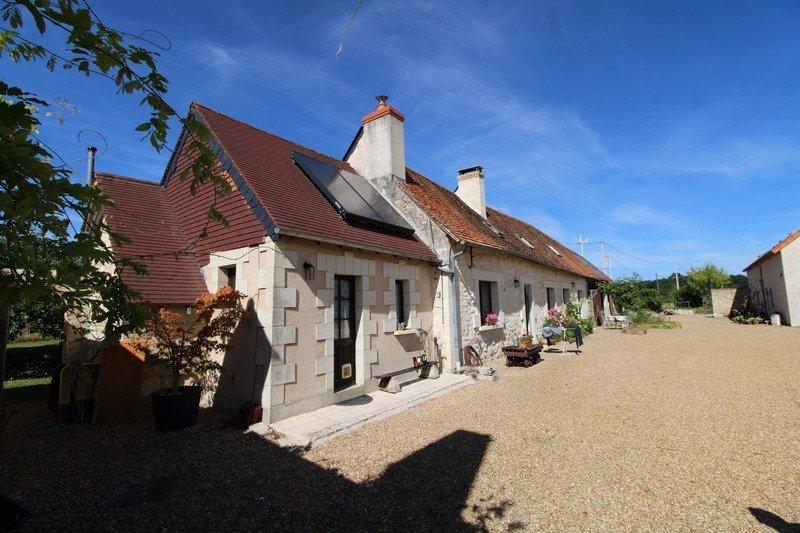 Farm Ranch in Parçay-les-Pins, Pays de la Loire, France 1