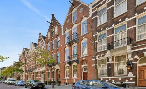 Apartment in Amsterdam-Zuid, Noord-Holland, Netherlands