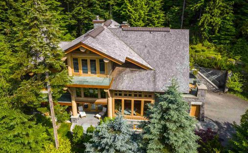House in Whistler, British Columbia, Canada