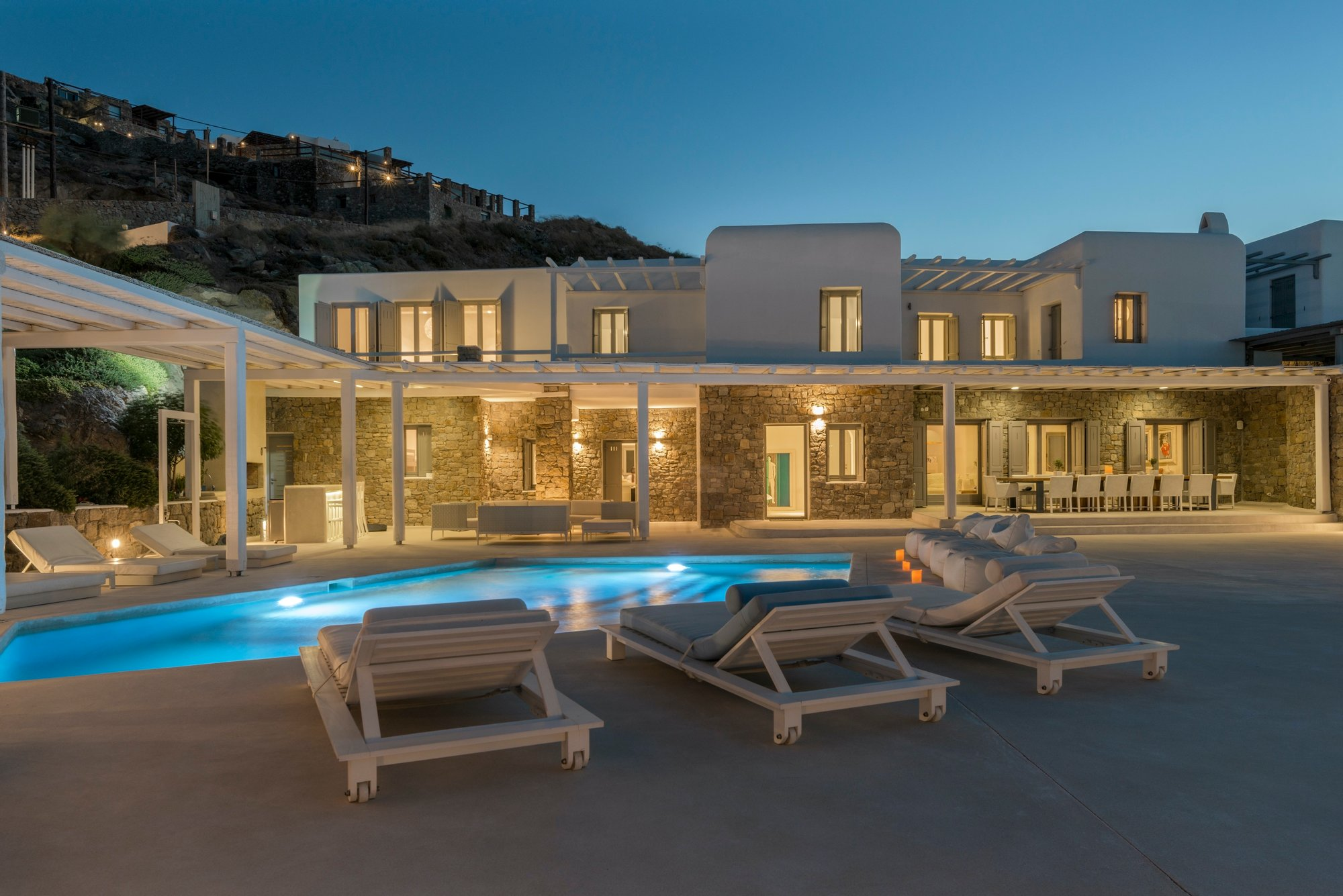 House in Mikonos, Greece 1