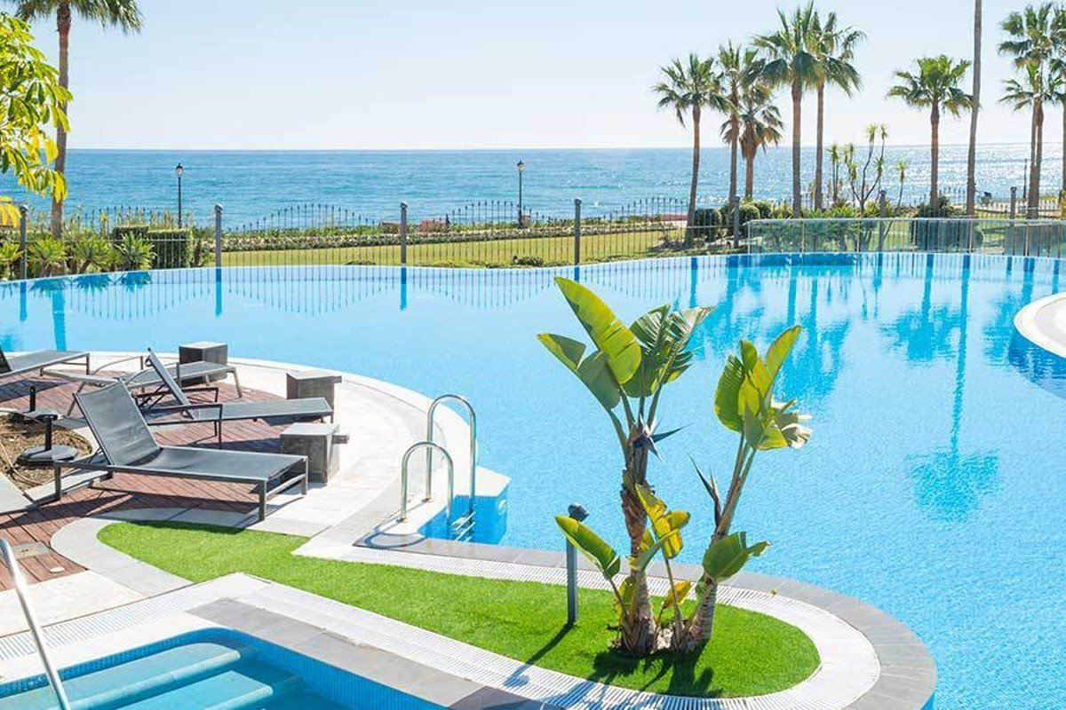 Apartment in Estepona, Andalusia, Spain 1