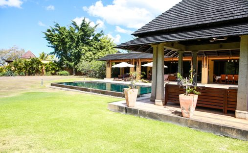 House in Tamarin, Rivière Noire District, Mauritius