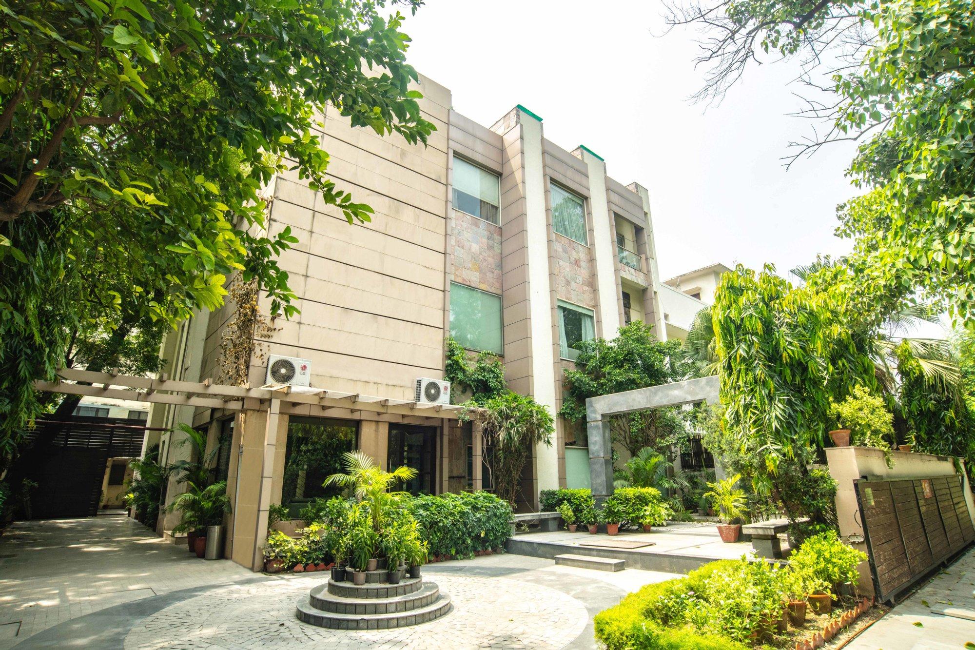 House in Sant Nagar, Delhi, India 1